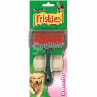 Purina Friskies Carda plástico+peine Pack 1 unid