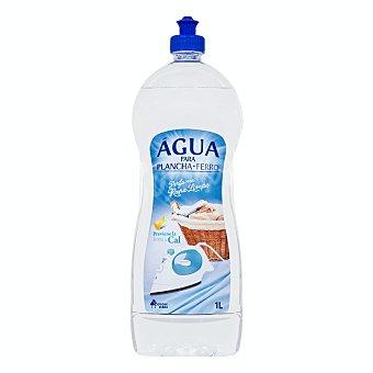 Bosque Verde Agua planchado aroma ropa limpia Botella 1 l