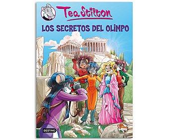 Destino T.S. 20, Los secretos del olimpo 1 unidad