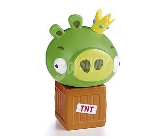 Angry Birds Gel de ducha figura King Pig  300 mililitros
