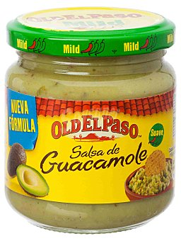 Old el Paso Salsa guacamole mini 195 g