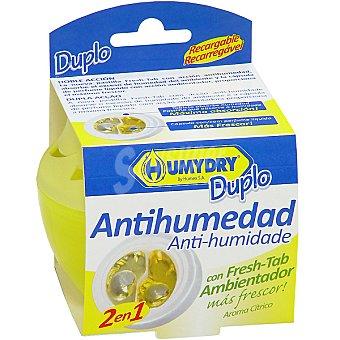 Humydry Antihumedad aroma cítrico 2 en 1 envase 1 unidad 1 envase 1 unidad