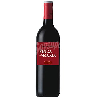 MARQUES DE VELILLA Finca La María Vino tinto crianza D.O. Ribera del Duero Botella 75 cl