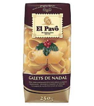 El Pavo Pasta Galet 250 g