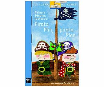 SM Pirata Plin, Pirata Plan 1 unidad