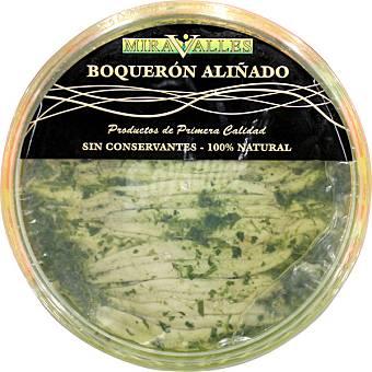 MIRAVALLE Boquerones en vinagre aliñados  500 g