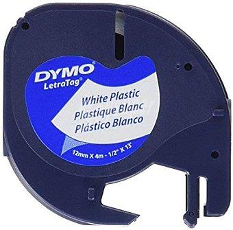 Dymo Cintas Plástico 12 mm x 4 m 1 ud