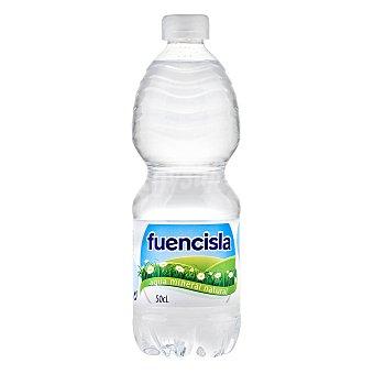 Fuencisla Agua mineral natural 50 cl