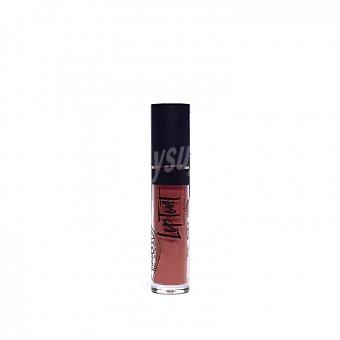 Barra de labios líquida frambuesa oscuro 04 ecológica purobio 1 ud