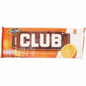 Jacob's Galleta Club de naranja Paquete 240 g