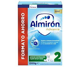 Almirón Nutricia Leche infantil de continuación desde 6 meses en polvo Almirón Advance 2 1200 g