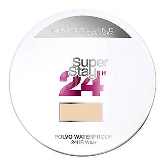 Maybelline New York Polvos Super Stay 24h waterproof nº 030 1 ud