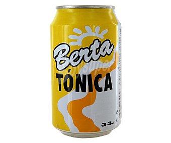 Berta Tónica Lata de 33 Centilitros