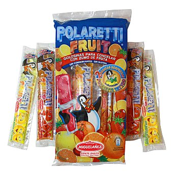 "Miguelañez Flash de sabores ""polaretti"" 400 ml"