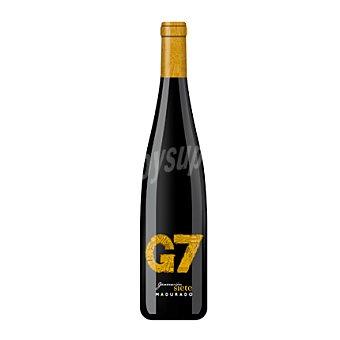 Generación Siete Vino tinto madurado 75 cl