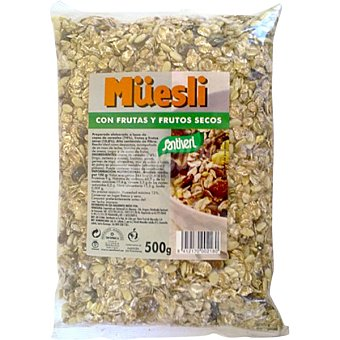 Santiveri Muesli con frutas noglut 250 g