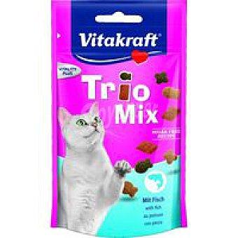 VITAKRAFT Trio Mix Pescado Gatos 60 gr