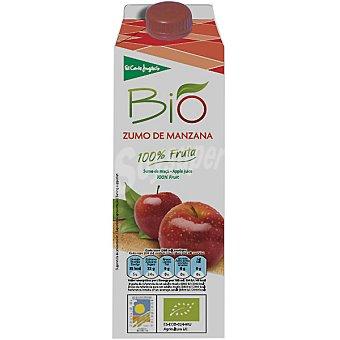 El Corte Inglés Zumo de manzana Bio envase 1 l