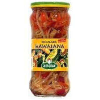 Amalur Ensalada hawaiana Tarro 190 g