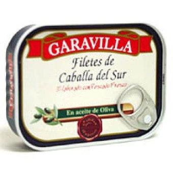 Garavilla Filete de caballa del sur en aceite Lata 115 g
