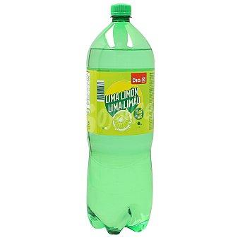 DIA Refresco de lima limón Botella 2 lt