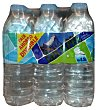 Agua potable preparada Pack 6 x 500 cc - 3 l LOS ALPES