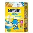 Papilla de 8 cereales con yogur desde 8 meses Caja 600 g Nestlé